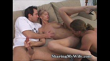 Стройная жена любит втроем порно онлайн