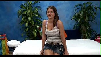 Female erotic massage clip