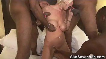 Slut Savannah - Anaconda and friends - 69VClub.Com