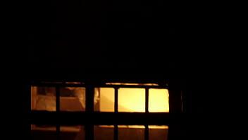 Window, neighbour peeping 1