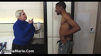Claudia Marie Black Man Breeds The Whore