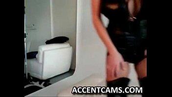 Toilet latex webcam