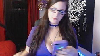 eating candid Camgirl Vlog #2 Bossy Tattooed Hot BBW with Big Boobs Eats all the Snacks Feedee &amp_ Burbing