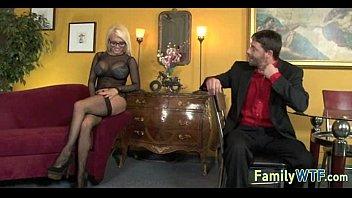 Секс сын с мамой инцест русский