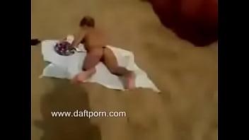 daft main beachgirl cum 13 09