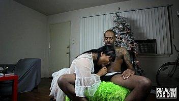 Cum Faced Christmas Slut
