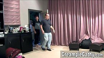 Sloppy Gangbang Creampies