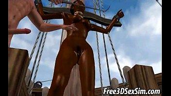 Смотреть порно мультик хента пираты
