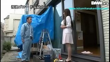 Hitomi Tanaka Young Horny wife