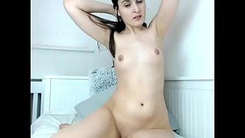 Hot girl pussy masturbating webcam show
