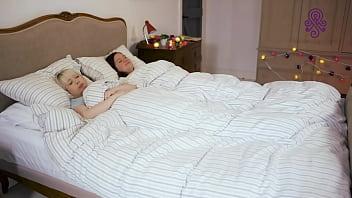 Don't Wake Stepmom, starring Cherry English & Tammie Madison