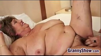 Fat granny lovers