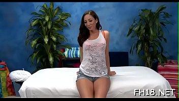 Pretty screwed hard by her massage therapist