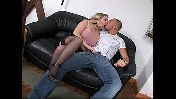 Italian Amateur #16 Sofa Sex for an Italian