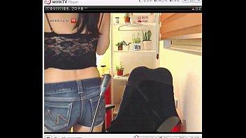 Korean Girl Webcam Show #2