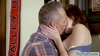 Cadey having sex with her stepmoms guy