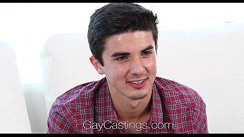 Hd gaycastings shy boy wants new career