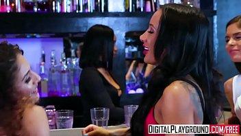 DigitalPlayground - The Pickup Line 2 Amia Miley and Justin Hunt