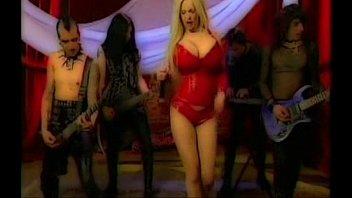 Sabrina Sabrok Mega Busty PunkStar Singer