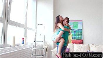 Nubiles-Porn My Foreign Teen Step-Sis Swallows!