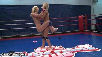 Nude Fight Club Presents: Nataly Von vs Nikky Thorne