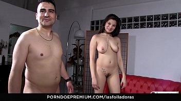 LAS FOLLADORAS - Horny Asian pornstar Miyuki Son picks up and fucks amateur guy