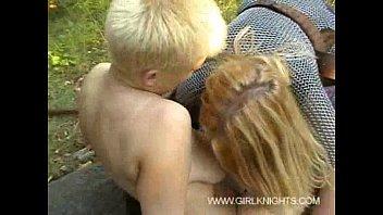 Girl Knights 12