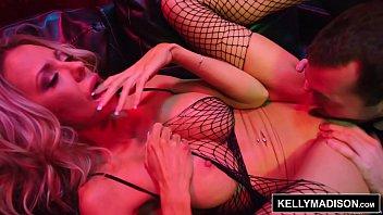 KELLY MADISON - Bimbo MILF Courtney Taylor Fucked Hard By James Deen