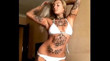 Micaela caminiti o nefka blonde nueva actriz porno