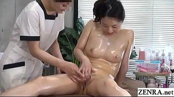 Секс масажиста и клиентки на дому