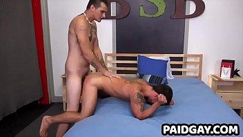 Straight Vadim and Jaxon in some bareback flip fucking