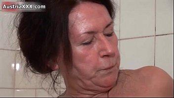 Nasty mature sluts go crazy dildo