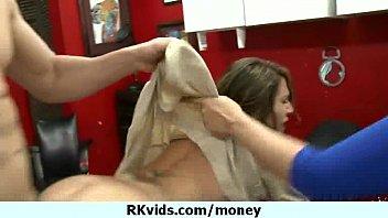 Every girl need money - hard sex 27
