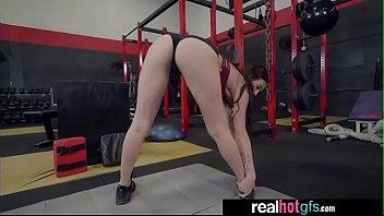 Doggystyle Fuck On Gym Bike(Aubrey Rose) 01 mov-09