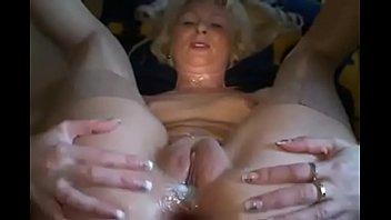 Mature maid make him cum twice