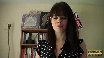 PASCALSSUBSLUTS - Choked babe Tiffany Naylor wants it rough