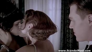 Lady Gaga and Alexandra Daddario - ScandalPost.com