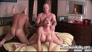 Scambio di moglie con 2 coppie oscillanti
