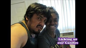 Mamándonosla mi negra y Yo