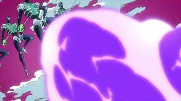 jojo'_s bizarre adventure stardust crusaders capitulo 5 (sin censura)