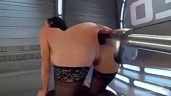 Эротические видео оргзам машинкой