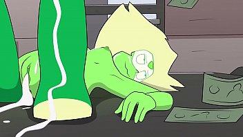 La audición de Steven Universe Peridot por Freako's