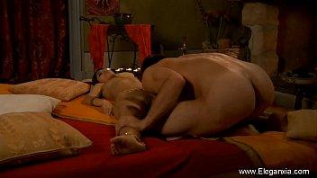Exotic Indian Couple Explore Love