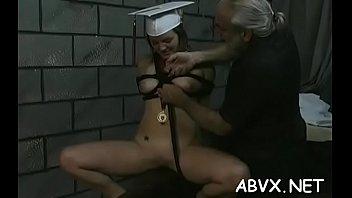 Stupefying girlie is stimug her cunny