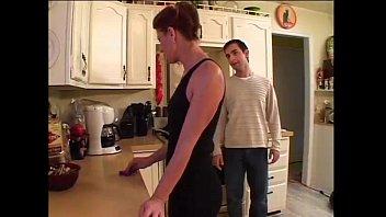 Fucking best friend's mom in kitchen Thumb