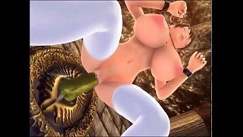 [3D Hentai] D-Fantasy 2 Captured Female Soldier