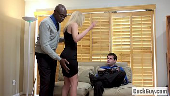 Humiliated cuckold husband - Karter Foxx