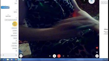 Mature Russian is very nervous on Skype, met on, cam444.com