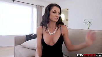 Stepson lying his dad for stepmoms pussy