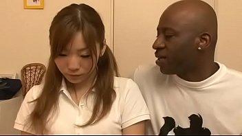 الآسيوية اليابانية في سن المراهقة | تبادل أسود طالب في منزل عائلة اليابان - كليب ابنة 2 | Solacesolitude